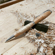 Slimline Maple Burl Pen