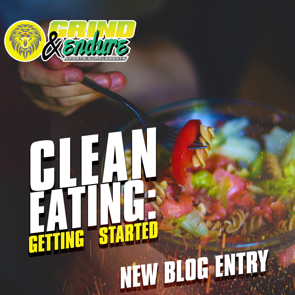 Clean Eating: Getting Started