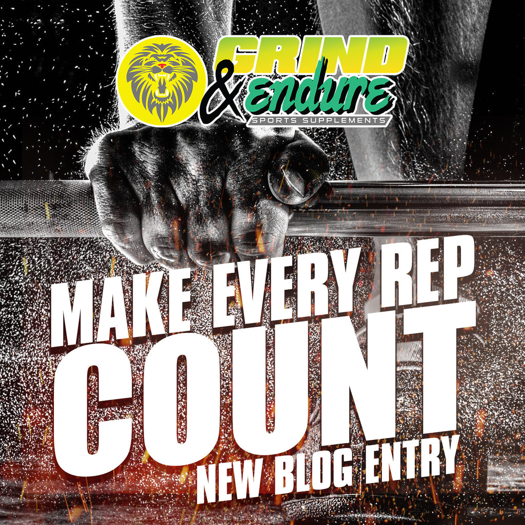 How To Make Every Rep Count