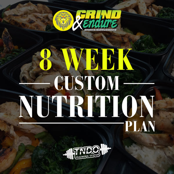 Custom Nutrition - 8 week