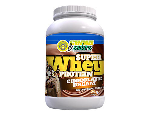 SUPER WHEY PROTIEN ( Chocolate Dream )