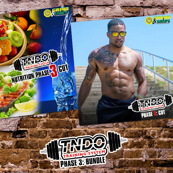 Phase 3: CUT Bundle - TNDO Training System & Nutritional Guide