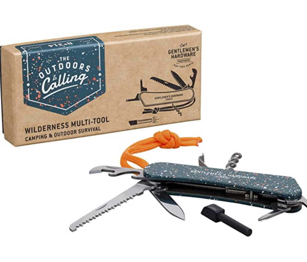 Gentleman's Hardware Wilderness Multi Tool
