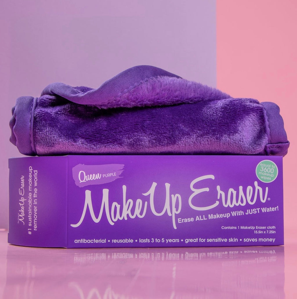 The Original MakeUp Eraser - Queen Purple