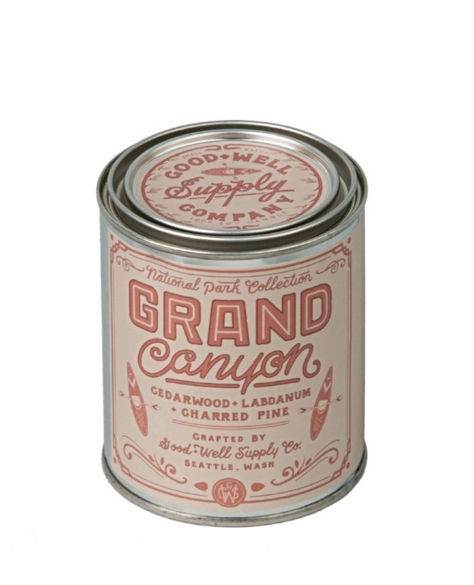 Good & Well Supply Co. Grand Canyon Candle Good & Well Supply Co. Grand Canyon Candle