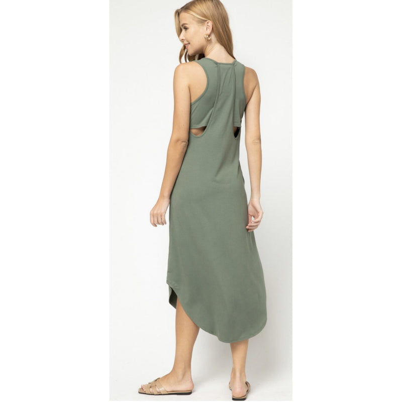 Jade Sundress In Gucci