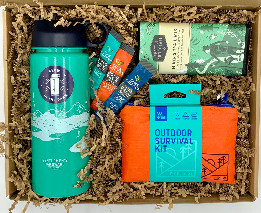 Ultimate Hikers Gift Box Hiking and Camping