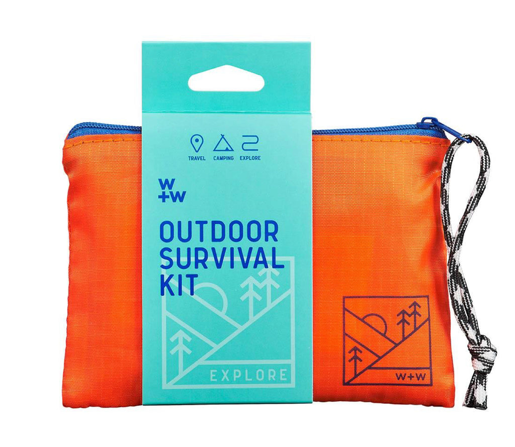 W+W Outdoor Survival Kit