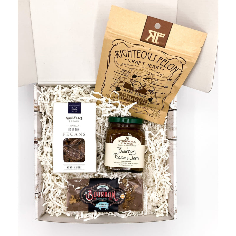 Bourbon Lovers Gift Box