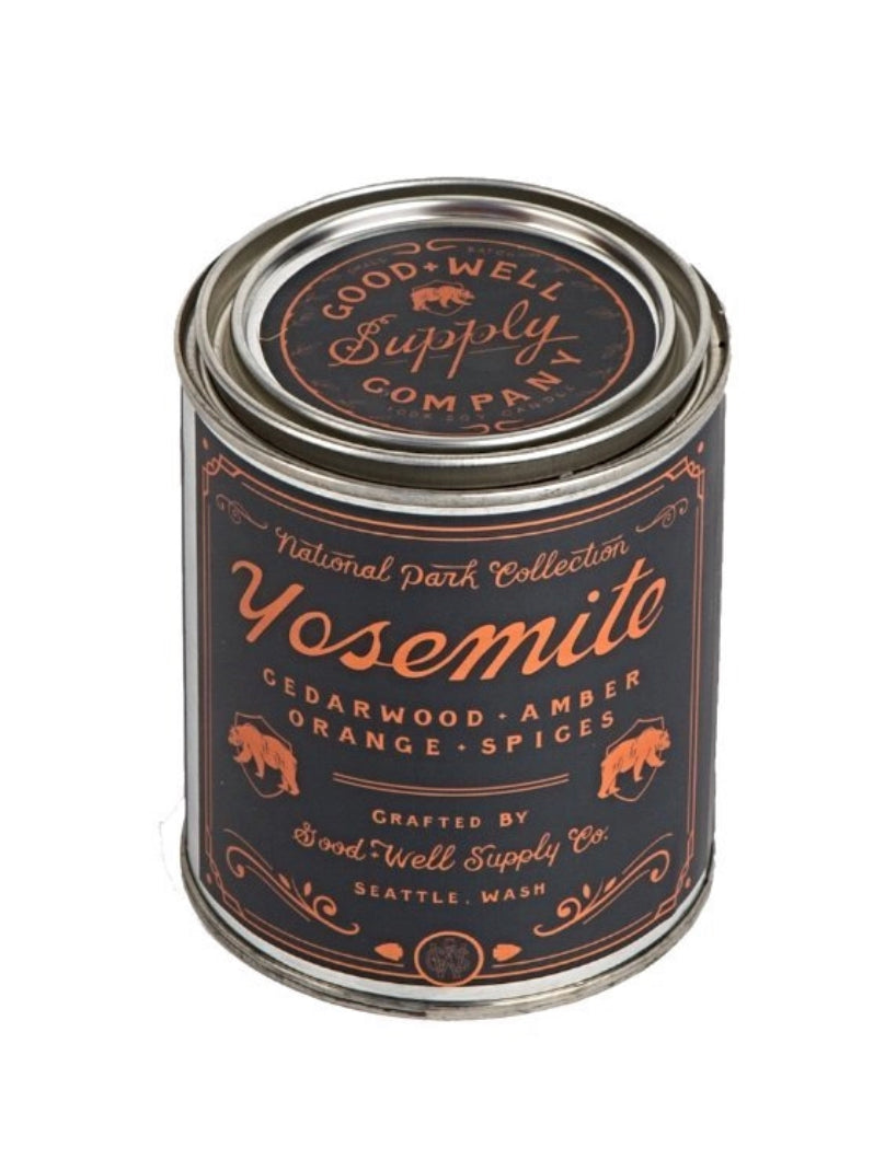 Good & Well Supply Co. Yosemite Candle