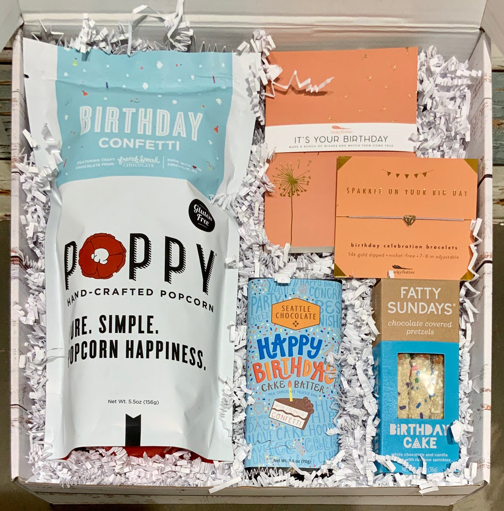 The Ultimate Birthday Box
