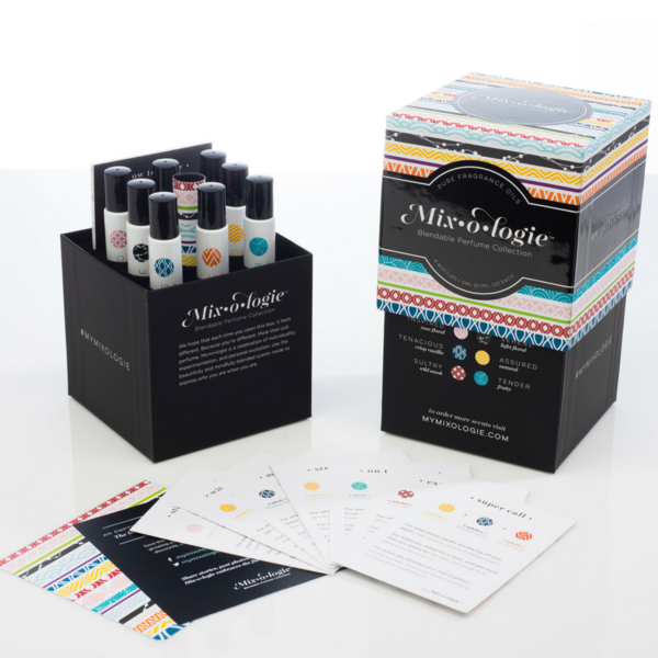 Mixology Blendable Perfume Gift Set