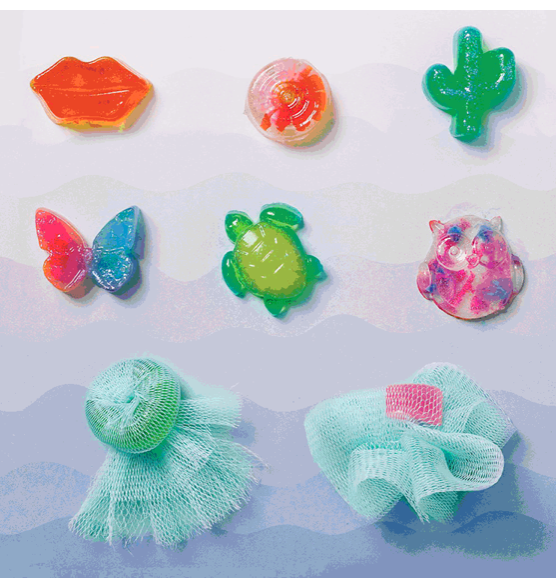 Klutz Make Your Own Soap Jellies Art & Craft Kit