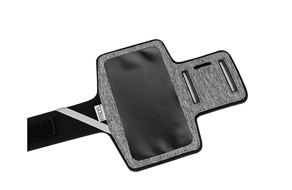 FitKicks Neoprene Armband - Holds Most Phones