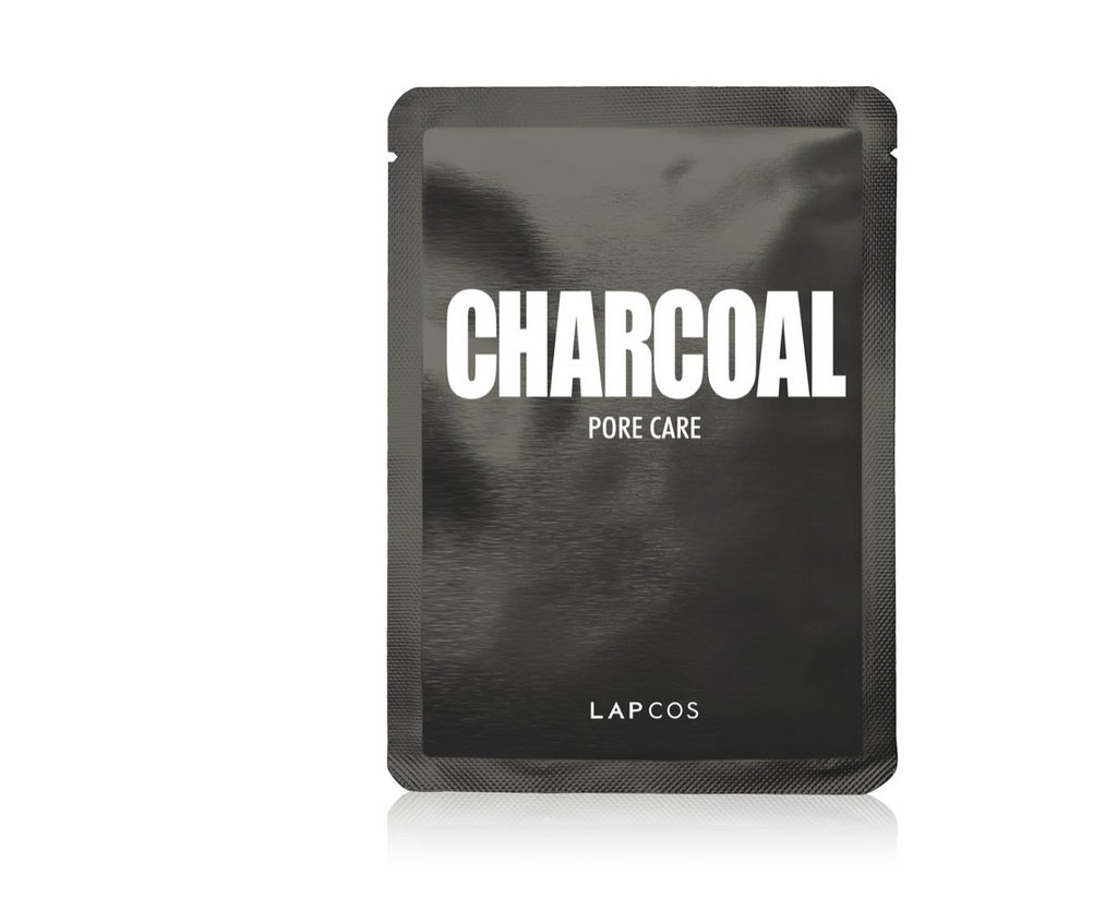 Daily Skin Mask - Charcoal Lapcos