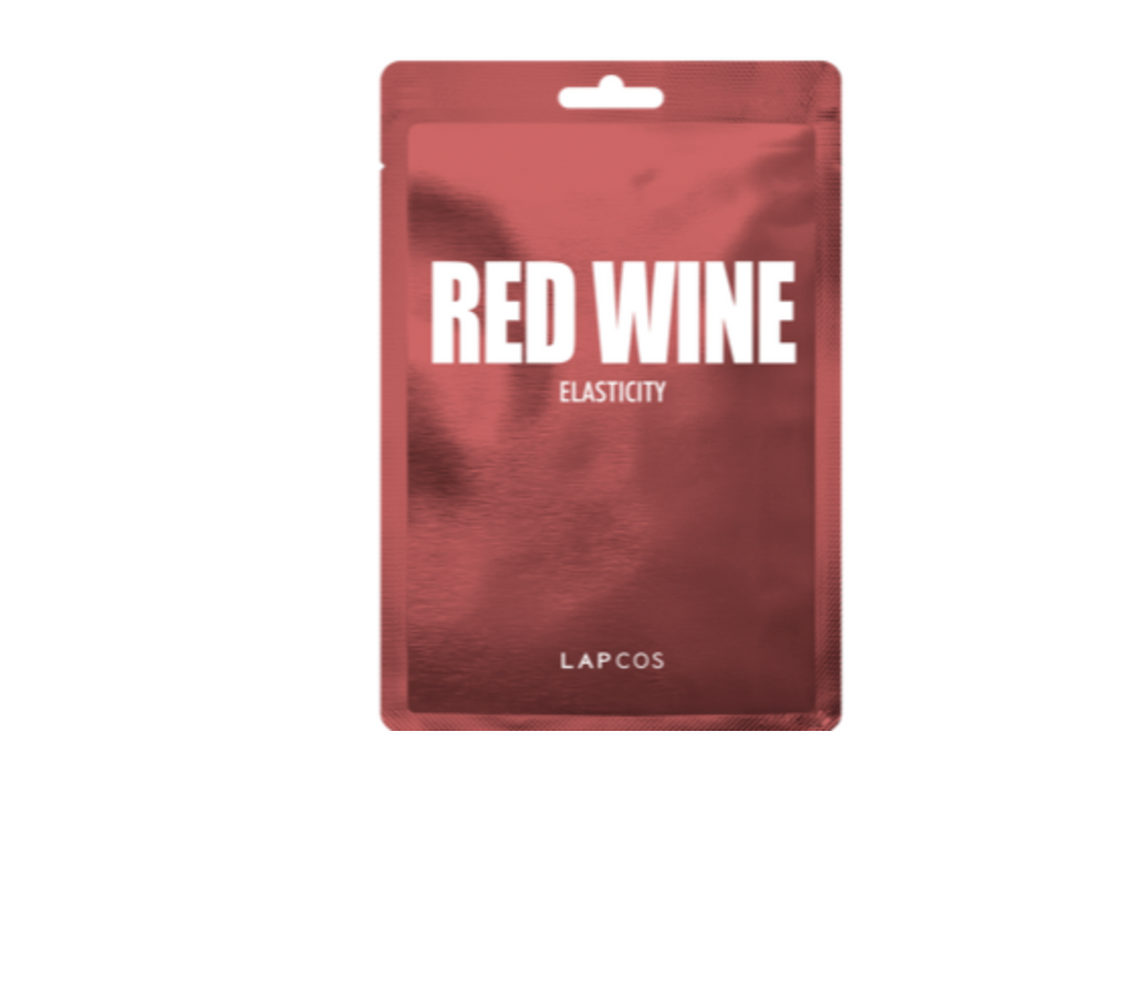 Daily Skin Mask - Red Wine Lapco