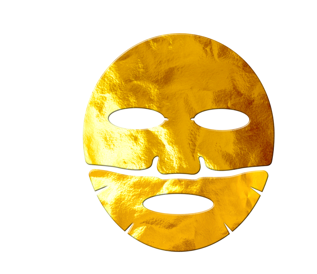 Daily Skin Mask - 24K Gold laps