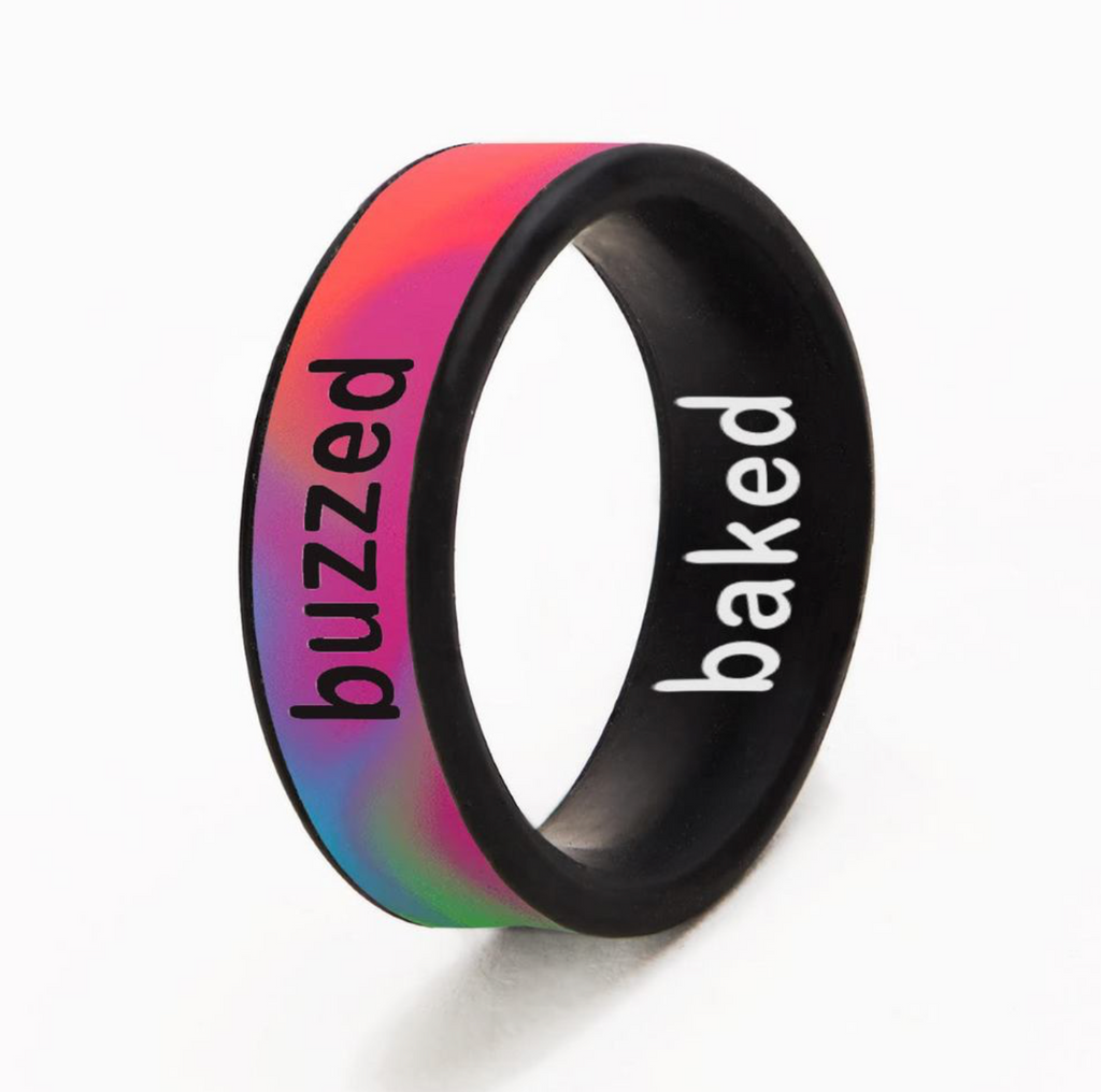 Flip Ring Reversible Baked / Buzzed