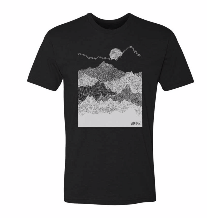 Ascend Mountains Tee