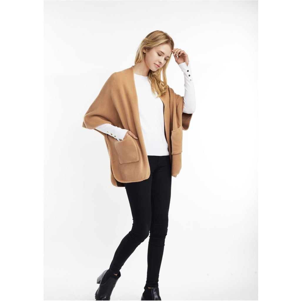 Look By M Cape Poncho
