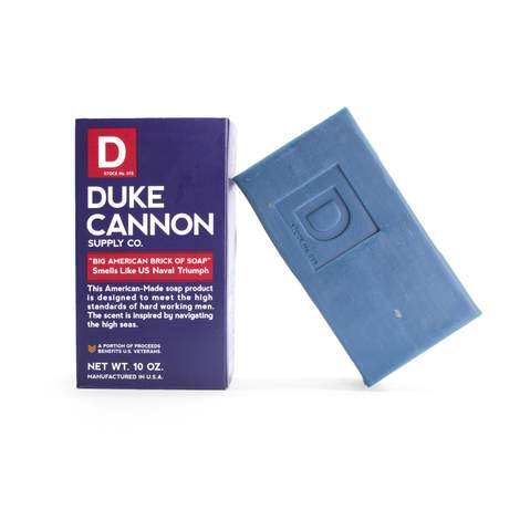 Duke Cannon Big Ass Brick of Soap Naval Supremacy