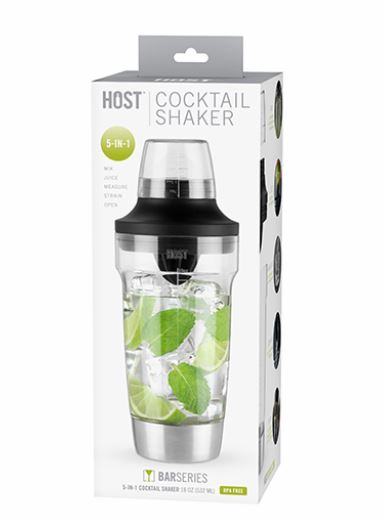 Host 5 in 1 Cocktail Shaker