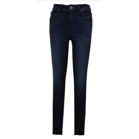 KUT from the Kloth - Connie Dark Wash High Rise Jean