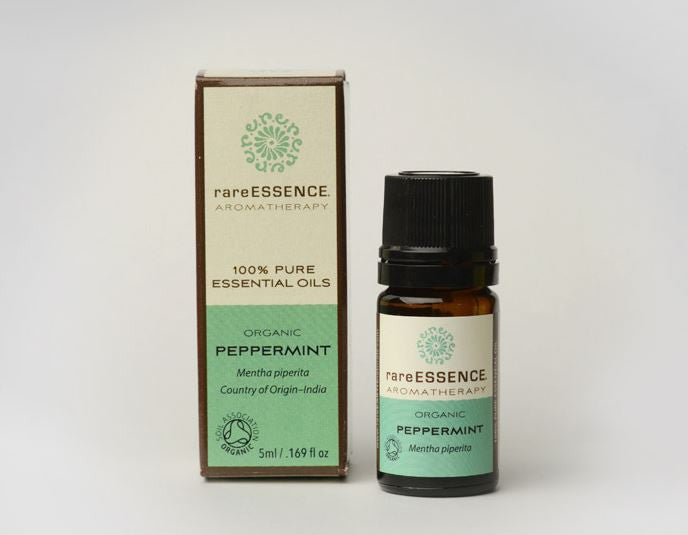 Rare Essence Organic Essential Oils - Peppermint