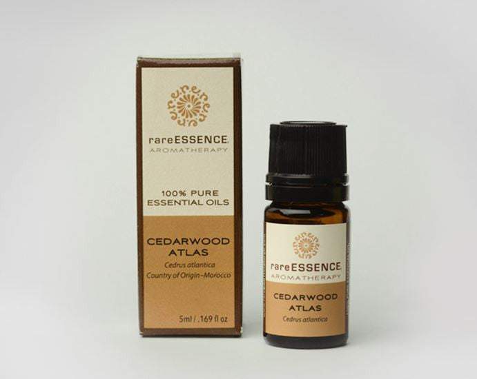 Rare Essence Organic Essential Oils - Cedarwood Atlas