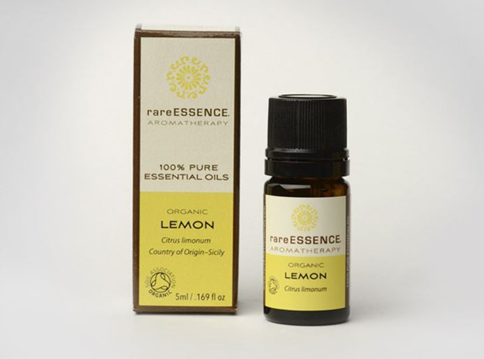 Rare Essence Organic Essential Oils - Lemon