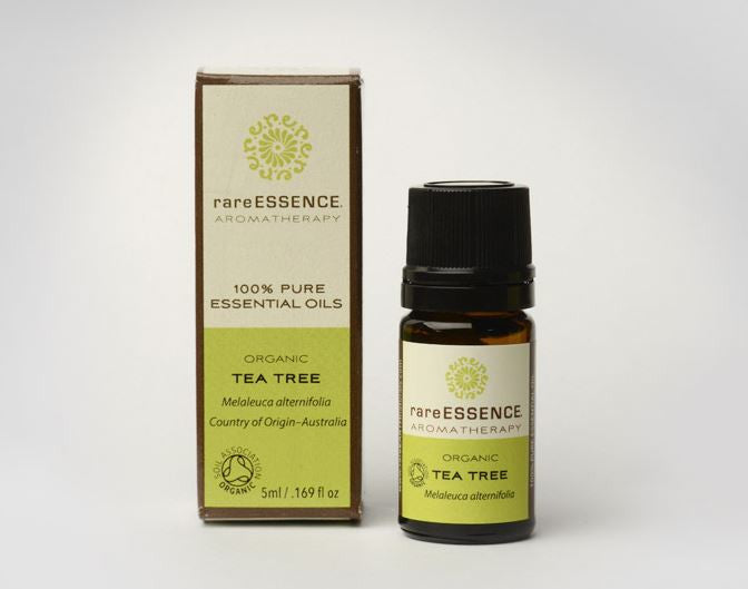 Rare Essence Organic Essential Oils - Tea Tree
