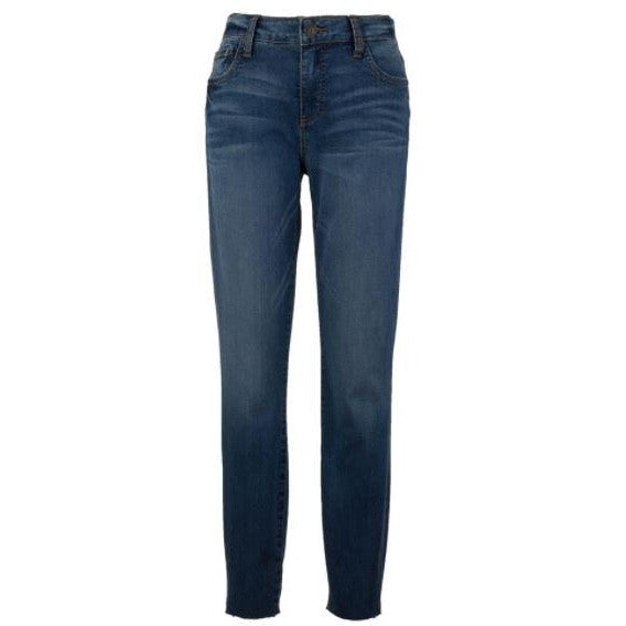 KUT from the Kloth Connie High Rise Medium Wash Jean
