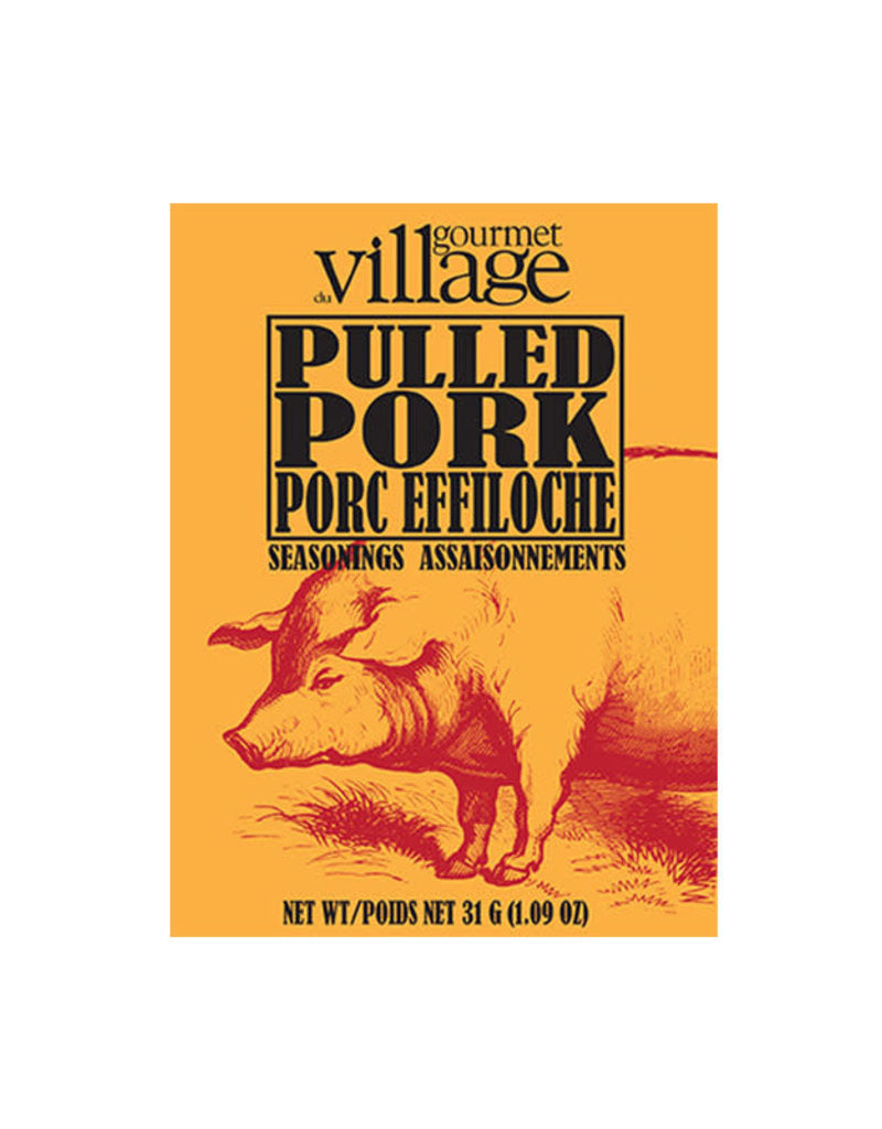 Village Gourmet pulled pork seasoning