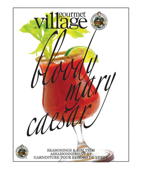 """Village Gourmet"" Bloody Mary/Ceasar Seasoning Drink Mix"