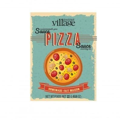Village gourmet pizza sauce