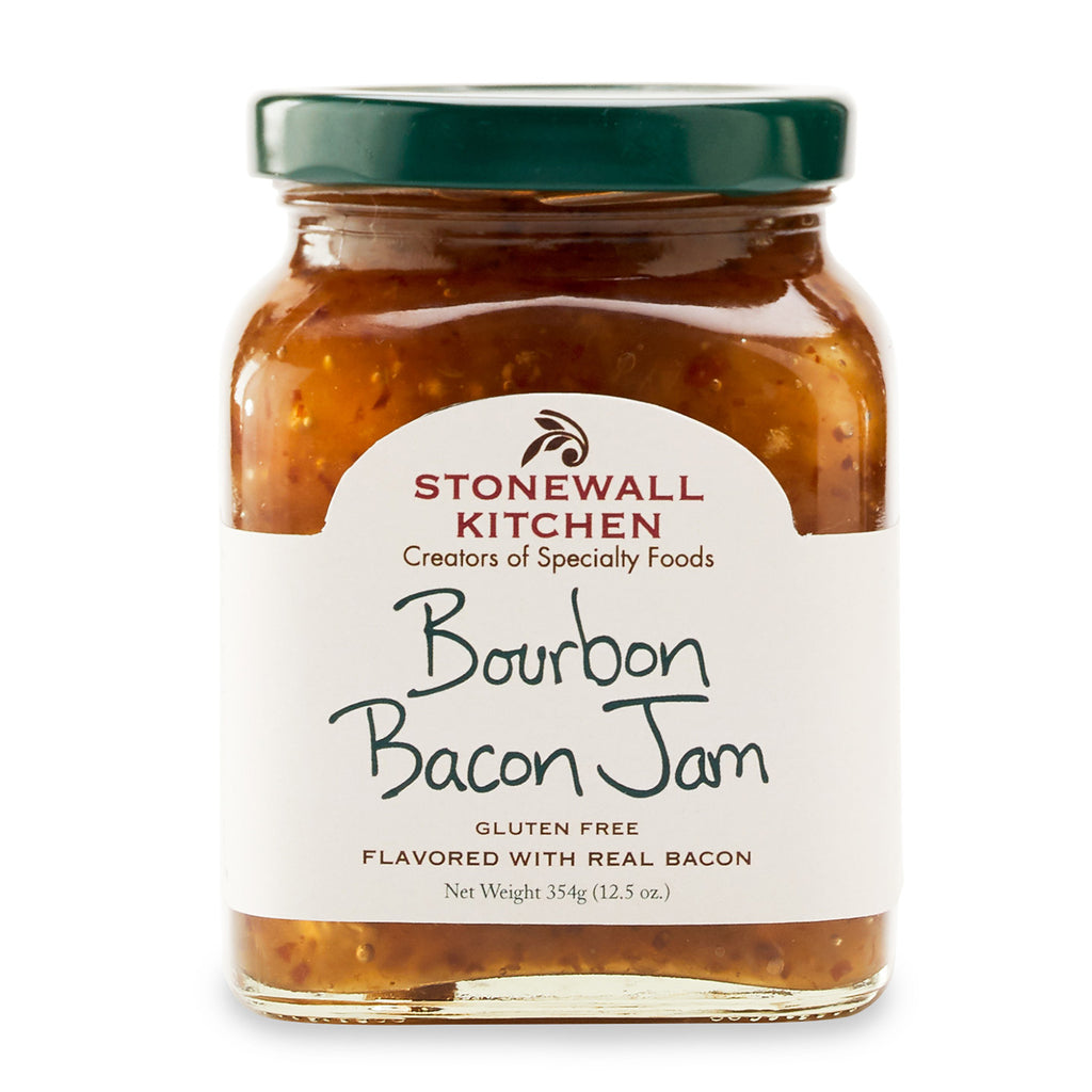 """Stonewall Kitchen"" Bourbon Bacon Jam - 12.5 oz"