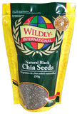 Black Chia Seeds - The Canadian Wild Rice Mercantile Ltd.
