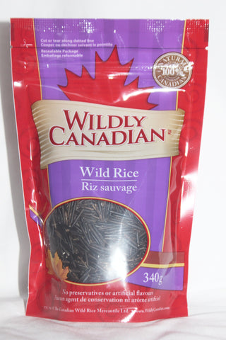100% Canadian Natural Wild Rice - The Canadian Wild Rice Mercantile Ltd.