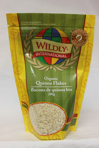 Organic Quinoa Flakes - The Canadian Wild Rice Mercantile Ltd.