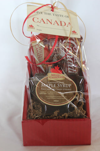 Taste of Canada Gift Package (small) - The Canadian Wild Rice Mercantile Ltd.