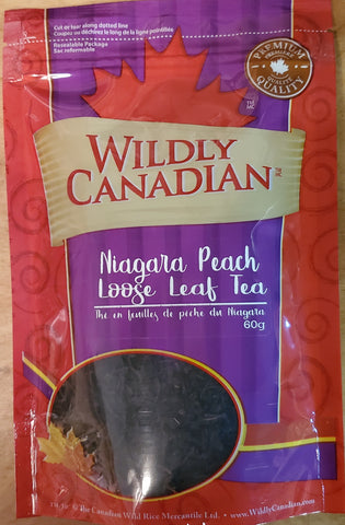 Niagara Peach Loose Leaf Tea