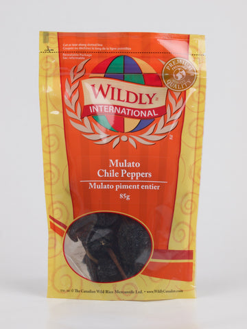 Mulato Chile peppers - The Canadian Wild Rice Mercantile Ltd.