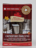 Great Canadian Maple Specialty Bar - The Canadian Wild Rice Mercantile Ltd.