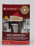 Great Canadian Maple Speciality Bar - The Canadian Wild Rice Mercantile Ltd.