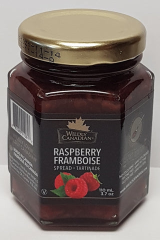 Raspberry Spread (Gift Size 110mL)