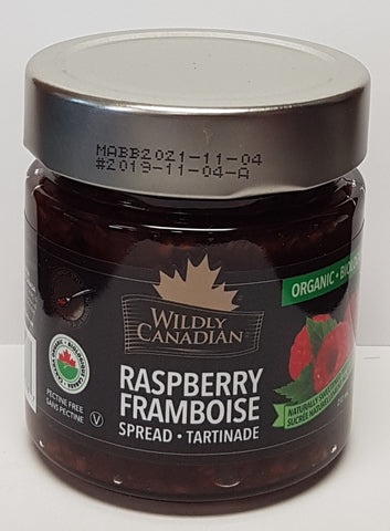 Raspberry Spread - Organic