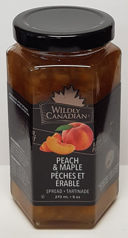 Peach & Maple Spread