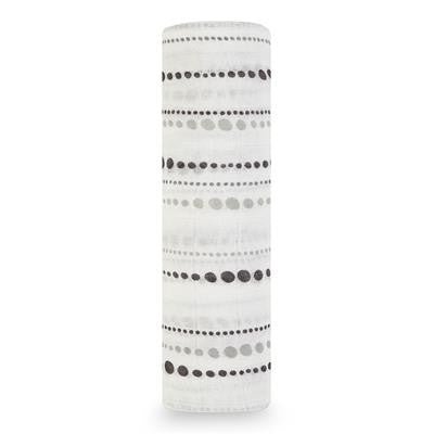 Aden + Anais Bamboo Swaddling Wrap - Moonlight Bead