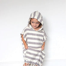 House of Jude - Bamboo Hooded Poncho Towels
