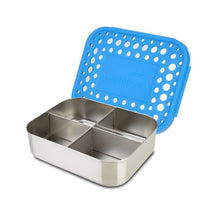 LunchBots - Quad Stainless Steel Lunch Container